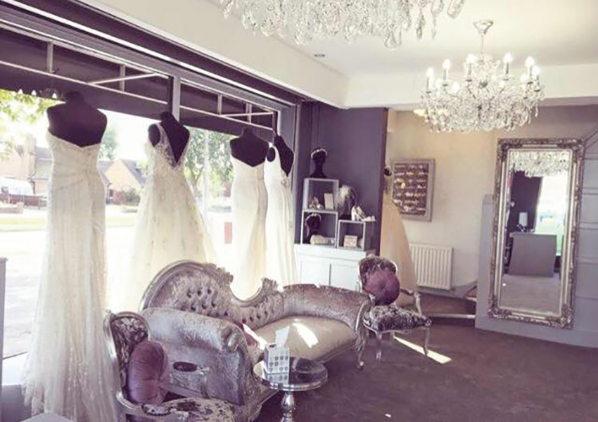 Wedding Dress Shop Kingswinford, Wall Heath, West Midlands