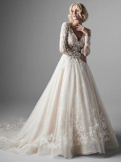 Zander Wedding Dress